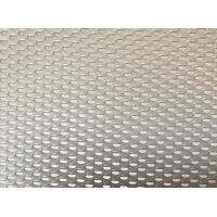 Buy cheap Assorted Color One Way Vision Mesh 0.5 - 2.0mm Thickness Sprayed Impact Resistance from wholesalers
