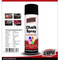 Buy cheap AEROAPK Marking chalk spray paint, temporary marking paint, washable/removable//handy child safe/fancy DIY spray paint from wholesalers