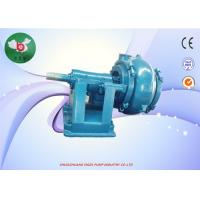 Buy cheap Gravel Dredge Pump 10 / 8S - GH Sludge For Sand Washing Plants Hard Rock from wholesalers