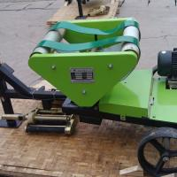 Buy cheap best quality round silage bales packing machine from wholesalers