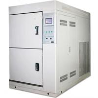 Buy cheap 304 Stainless Steel Imported Compressor Wind Cooling Temperature Impact Test Chamber Customization from wholesalers