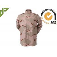 3 Color Desert Air Force Combat Uniform , Multicam Military Camouflage Uniforms