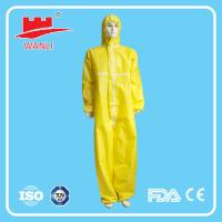 Buy cheap Disposable Non-woven Coverall from wholesalers