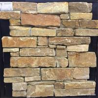Buy cheap Natural stone High Compression Strength Concrete Backed Stone For Exterior Wall Cladding from wholesalers