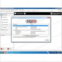 Buy cheap Detroit Diesel Reprograming System 7.11 (DDRS 7.11) +offline activation+Full crack Support DDEC\MBE\DDC from wholesalers