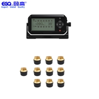 Buy cheap Commercial Vehicle Low Pressure Alarm 203 Psi OTR TPMS from wholesalers