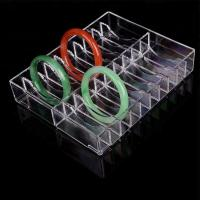 China Countertop PMMA Acrylic Bracelet Rack Acrylic Necklace Stand For Super Mall on sale
