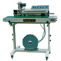 Buy cheap DBF-1000 puffed food air-filling sealing machine/band sealer from wholesalers