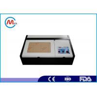 Tabletop Portable Laser Engraving Machine , 400 x 600mm Green Fiber Laser Engraver