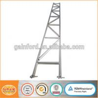 Buy cheap China Supplier customed Aluminium mobile scaffolding formwork scaffold ladder beam capacity from wholesalers