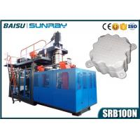 Buy cheap Floating Pontoon Hdpe Plastic Blow Moulding Machine For Float Dock product