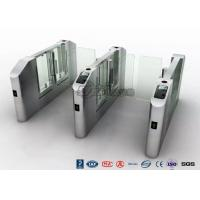 Buy cheap Vistor Management System Speed Gate Turnstile with Stainless Steel Used at from wholesalers