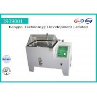 Buy cheap Battery Environmental Testing Machine , Salt Fog Test Chamber Multi Models from wholesalers