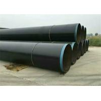 Buy cheap Black Cold Rolled Mild Carbon Welded Erw Round Tube EN 10219 S275 S355 from wholesalers