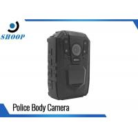 Buy cheap GPS 4G WIFI Night Vision Body Camera Live Streaming Police Body Worn Video Camera from wholesalers
