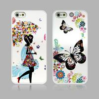 Buy cheap Bulk buy www.benwis.com For Apple iPhone 5S fashion diamond case from wholesalers