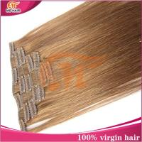 Buy cheap Best selling 5A grade 30 inch hair extensions clip in remy hair wholesale from wholesalers
