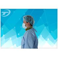 Buy cheap Nonwoven Disposable Surgical Gowns / Surgical Scrub Suits CE And ISO from wholesalers