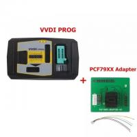 Buy cheap Original Xhorse VVDI PROG Programmer with PCF79XX Adapter Free Shipping from wholesalers