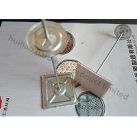 Buy cheap Designed Self Adhesive Insulation Hangers , Annular Groove Insulation Anchors from wholesalers