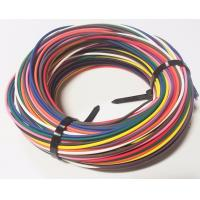 50ft Primary Stranded Copper Wire , Multi Colored Automotive Wire High Flexibility