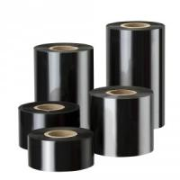 Buy cheap Black 110mmx300m wax/resin ribbon Zebra Compatible - 1 inch Core from wholesalers