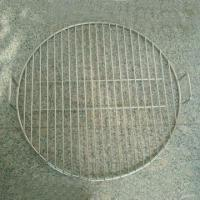Buy cheap Barbecue Cooking Grate with Chromium Plating and Zinc-coated Surface Treatment from wholesalers