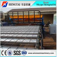 Buy cheap Construction Road Bridge Reinforcing Wire Mesh Welded Machine from wholesalers