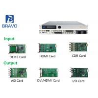 Buy cheap IP To Analog Integrated Media Gateway , Demultiplex Voice Media Gateway from wholesalers