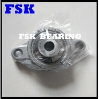 Buy cheap Two-bolt SSUCFL204 / SSUCFL201 / SSUCFL205 Pillow Block Bearing Flanged Units ID 20mm OD 113mm from wholesalers