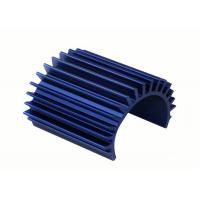 Buy cheap Industrial LED Aluminium Heat Sink Profiles Colourful High Efficiency Enclosure from wholesalers
