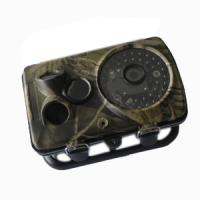 Buy cheap 12MP SMS Scouting Camera Black IR MMS Hunting Cameras Motion Detection from wholesalers