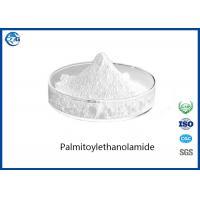 Medical Pea Palmitoylethanolamide Powder , CAS 544 31 0 Natural Pain Killers
