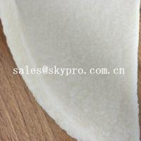 Buy cheap Anti-slip white natural rubber sheet crepe sheet for shoe sole from wholesalers