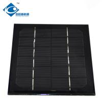 Buy cheap 6V High Efficiency 2.75W solar panel photovoltaic For electric bike solar charger ZW-166151 product