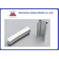 Buy cheap Silver Door Aluminum Extrusion Profiles , Aluminum Frame Extrusions from wholesalers