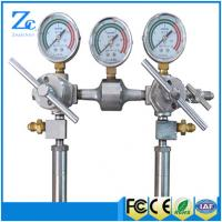 Buy cheap QG-80A High pressure manifold gas pressure relief output device from wholesalers