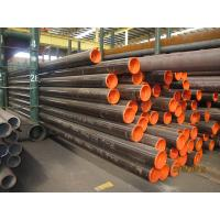 Buy cheap Round Seamless Oil Casing Pipe Fluid Pipe API SPEC 5L X80 60mm - 630mm from wholesalers