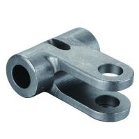Buy cheap custommade clamp1025 carbon steel investment casting parts silicon casting from wholesalers