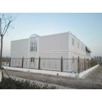 Buy cheap Sandwich Panel Shipping Container Architecture For Social Housing Projects / Office from wholesalers