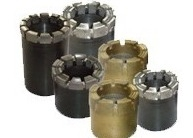 Buy cheap Drilling Casing Shoes OD 37.6mm PCD Diamond Core Bit from wholesalers