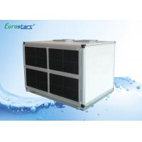 Buy cheap Horizontal / Vertical Cabinet Commercial Air Handling Unit Low Noise from wholesalers