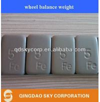 Buy cheap Adhesive Wheel weight wheel balance weight from wholesalers