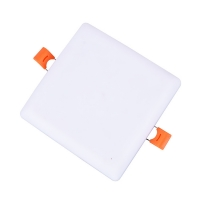 Buy cheap Ultra thin LED recessed round square SMD backlight frameless panel light downlight 9w 18w 24w 36w indoor lighting home from wholesalers