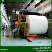 Buy cheap BMPAPER One side coated kraft liner made of waste paper from wholesalers