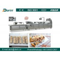 Buy cheap Full Automatic Cereal Bar Cutting Machine Stainless Steel Peanut Brittle Candy from wholesalers