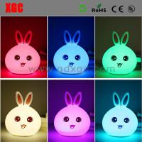 Buy cheap Plastic Made Rabbit Shape Desk Light For Study from wholesalers