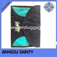 Buy cheap Polyester fabric hanging toiletry bag from wholesalers