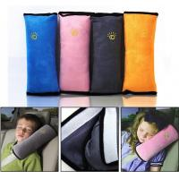 Buy cheap Car seat belt cushion,kids & adults neck protect,travel driving and rest plush cushion from wholesalers