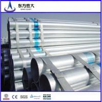 Buy cheap High Quality Steel Galvanized Pipes for Greenhouse Supplier in China from wholesalers